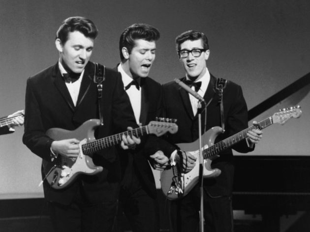 Hank Marvin - Wonderful Land, The Shadows Are Go (1962)
