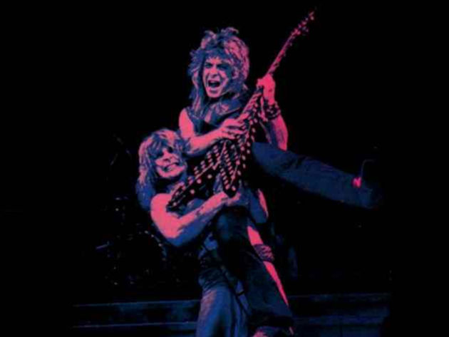 Randy Rhoads - Suicide Solution, Blizzard Of Ozz (1980)