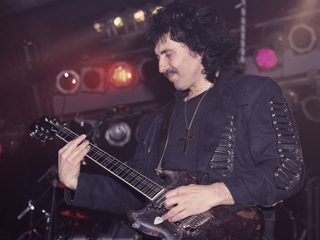 Tony Iommi - Iron Man, Paranoid (1970)