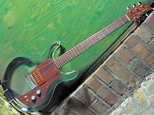 1969-71 Ampeg Dan Armstrong 'Plexi'