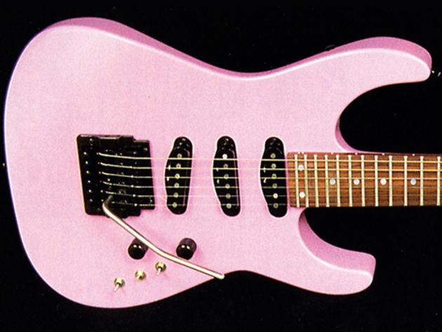 Jackson Soloist c1987