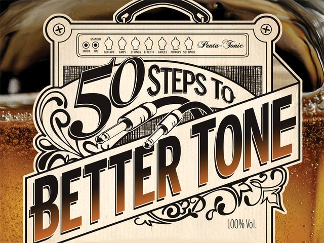 50 steps to better guitar tone