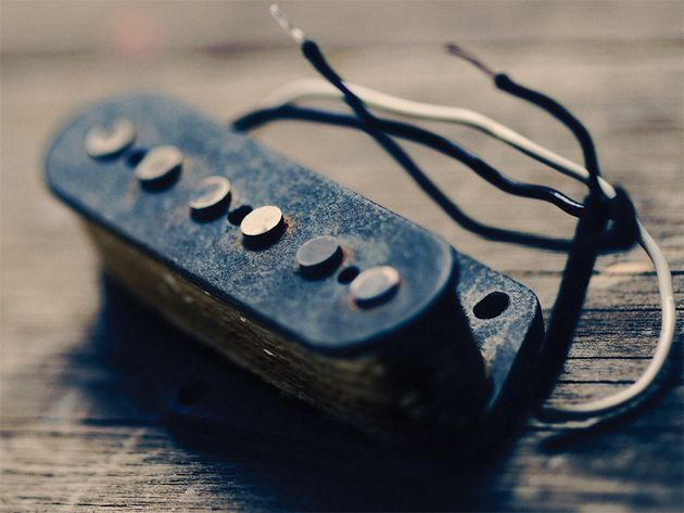 PRO TIP: Learn more about pickups