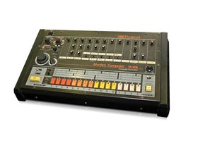 Synth icons: Roland TR-808