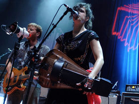 Arcade Fire: The Suburbs review
