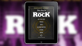 Classic Rock releases This Day In Classic Rock app