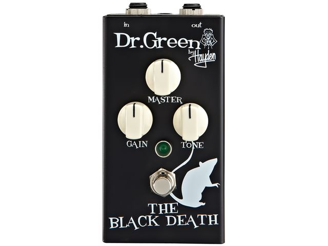 Dr. Green By Hayden The Black Death