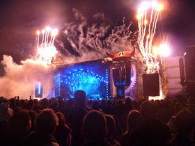 MusicRadar festival guide 2012