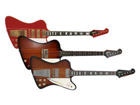 The evolution of the Gibson Firebird