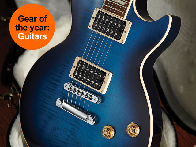 The best guitar gear of 2012