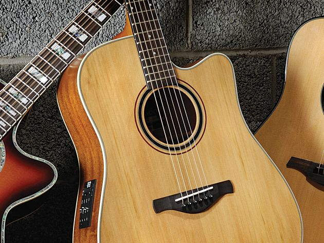 Best electro-acoustic guitar of the year