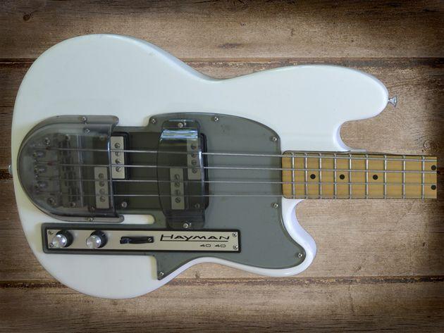Hayman 40 40 Bass