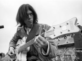 Henry Diltz gallery: The Doors, Keith Richards, Macca and more