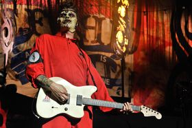 Slipknot's Mick Thomson and Jim Root talk gear, tone and being flat broke