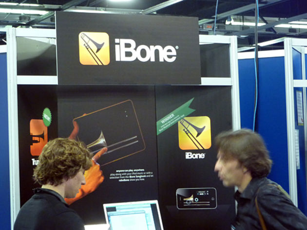 Childish innuendo #1: iBone
