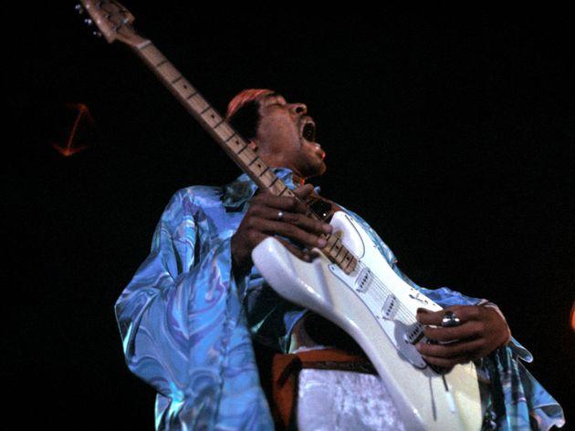 Jimi Hendrix - Foxy Lady