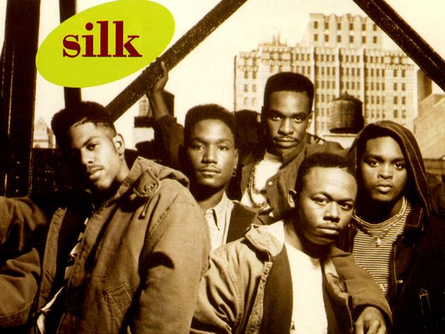 Silk - Freak Me