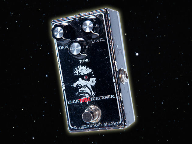 The Klaatubescreamer Overdrive is our kind of scum