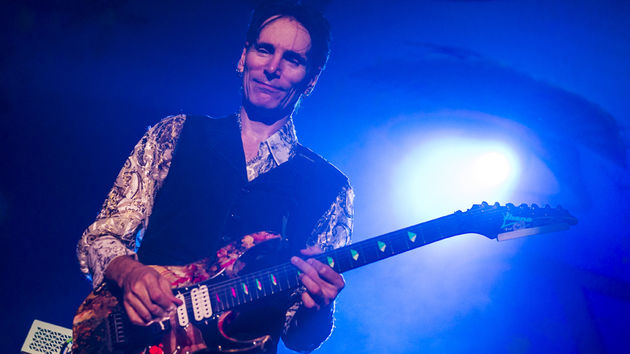 Steve Vai knows a thing or two about touring