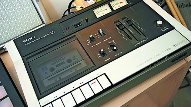 Sony TC-135SD Cassette Recorder