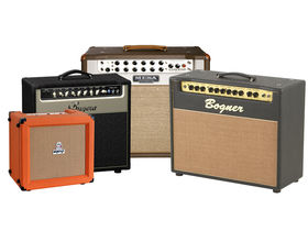 The best valve combo guitar amps in the world today