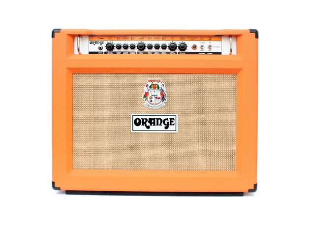 Orange Rockerverb 50 Combo