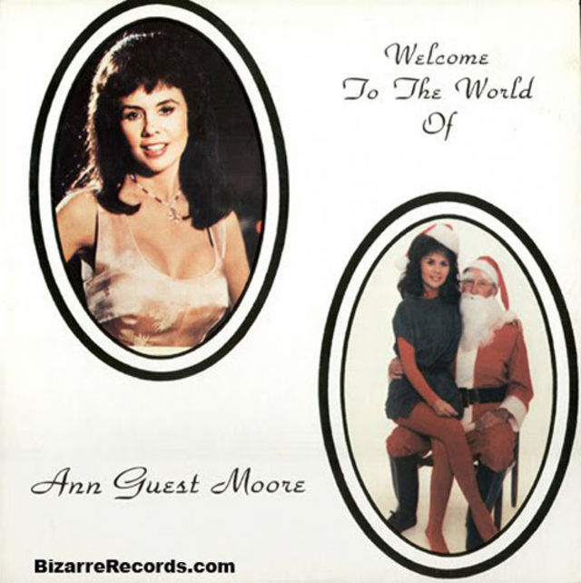 Ann Guest Moore - Welcome To The World Of Ann Guest Moore