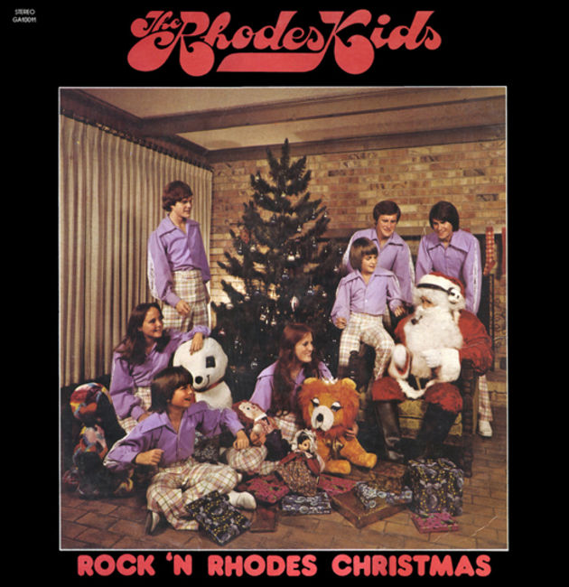 The Rhodes Kids - Rock 'n Rhodes Christmas