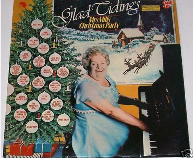 Mrs Mills - Glad Tidings: Mills' Christmas Party