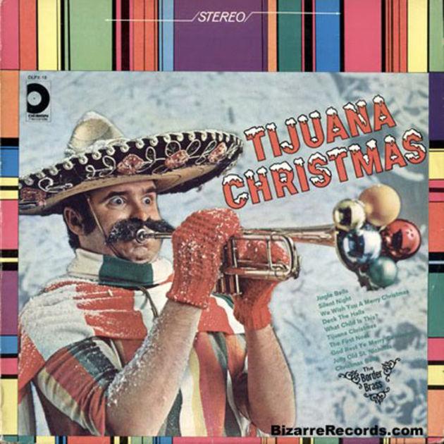 The Border Brass - Tijuana Christmas
