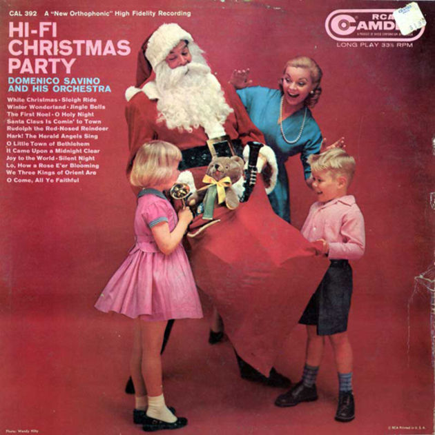 Domenico Savino - Hi-Fi Christmas Party