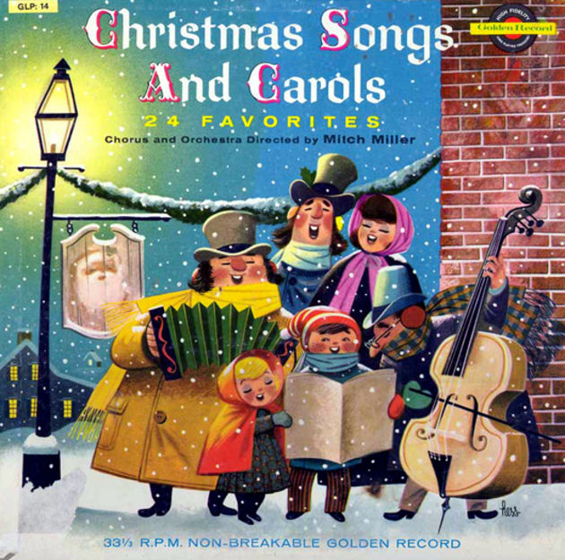 Mitch Miller - Christmas Songs And Carols