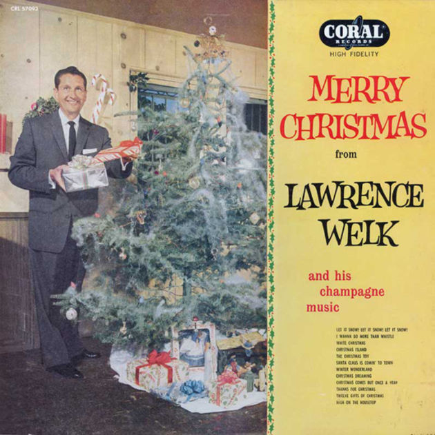 Lawrence Welk - Merry Christmas From Lawrence Welk