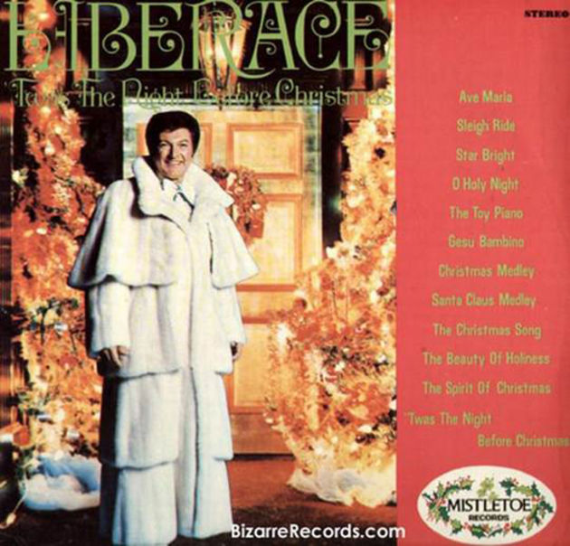 Liberace – Twas The Night Before Christmas