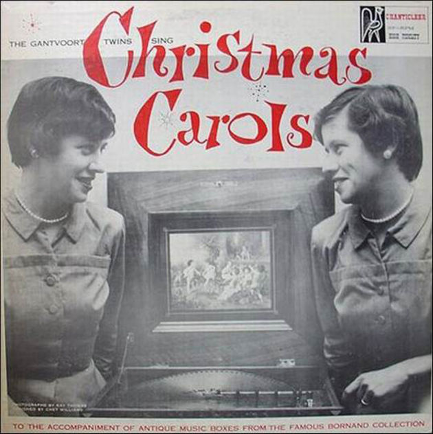 The Gantvoort Twins - Christmas Carols