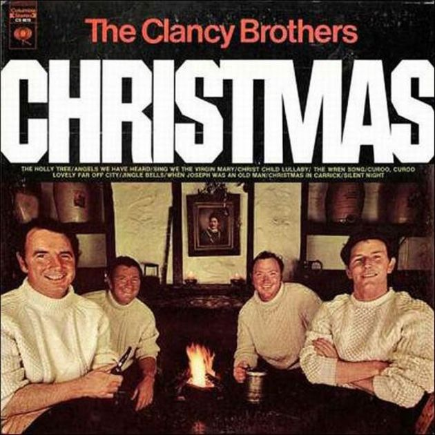 The Clancy Brothers - Christmas