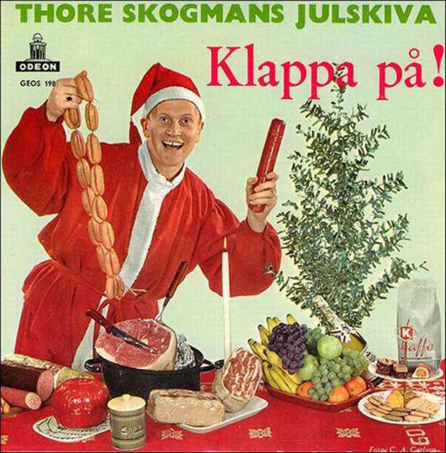 Thore Skrogman Julskiva – Klappa Pa!