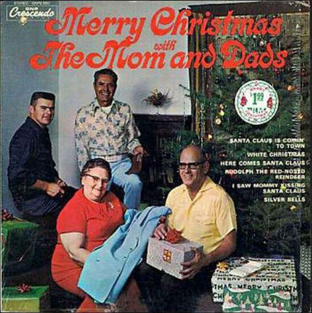 The Mom And Dads - Merry Christmas With The Mom And Dads