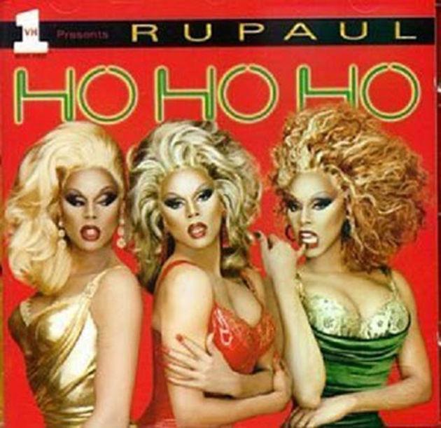 RuPaul - Ho Ho Ho