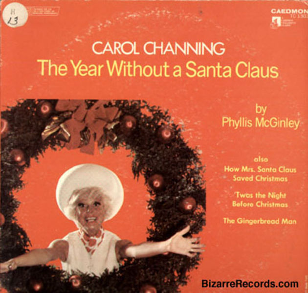 Carol Channing - The Year Without A Santa Claus