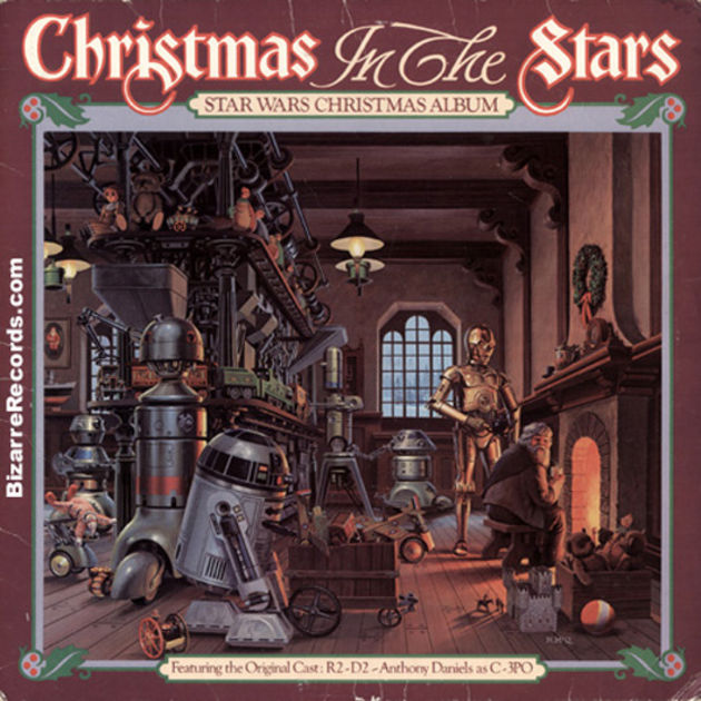 Star Wars - Christmas In The Stars