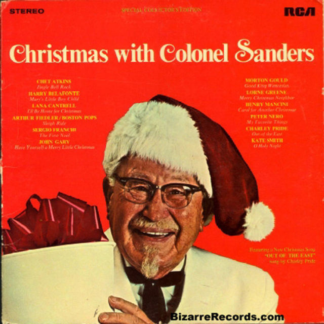 Various Artists - Christmas With Colonel Sanders