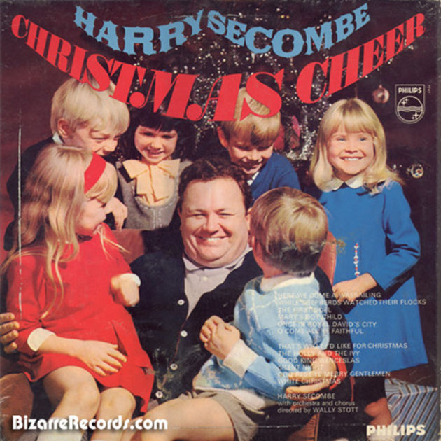 Harry Secombe - Christmas Cheer
