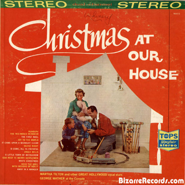 Various Artists - Christmas At Our House
