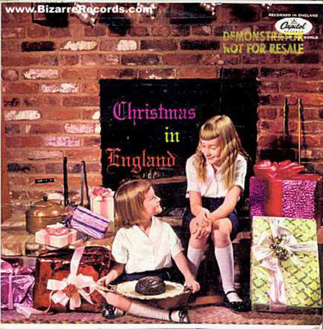 Various Artists - Christmas In England