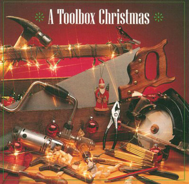 Woody Phillips - A Toolbox Christmas