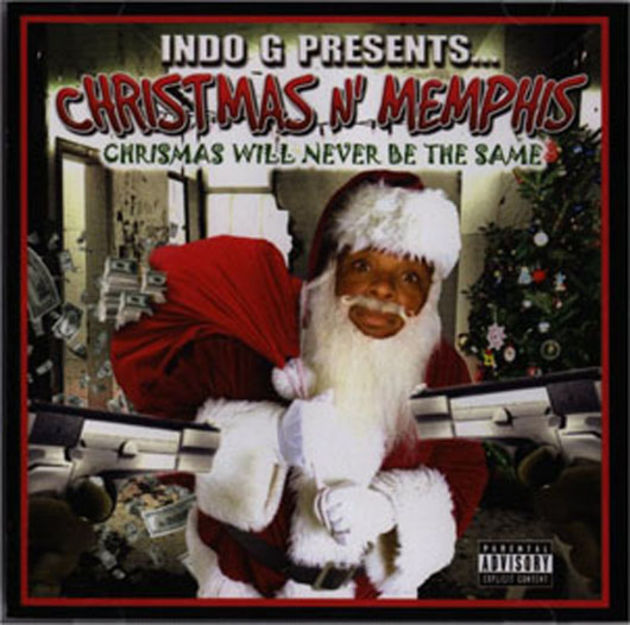 Indo G Presents… Christmas N' Memphis