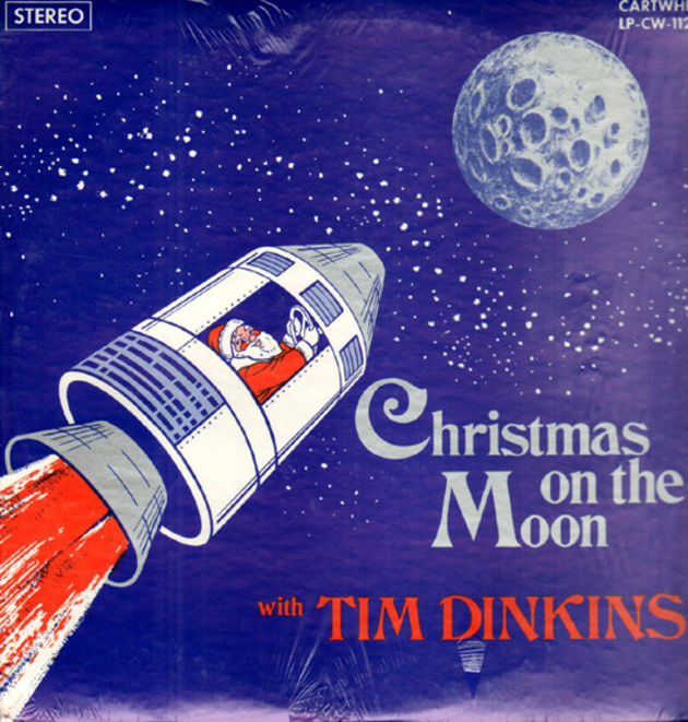 Tim Dinkins - Christmas On The Moon