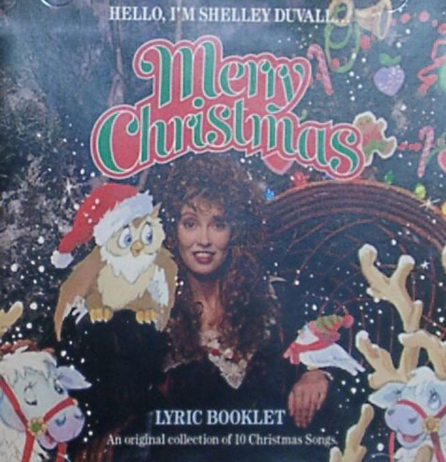 Shelley Duvall - Merry Christmas