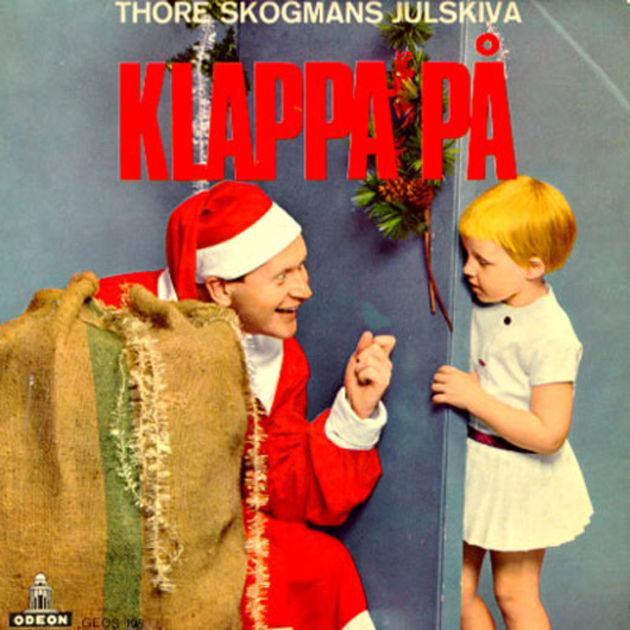 Thore Skogman Julskiva – Klappa Pa